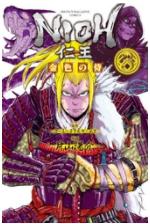 仁王 ~金色の侍~の3巻